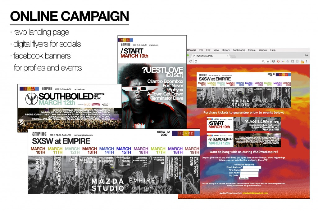 BLOG | Electric Giant Limited | creative direction + visual